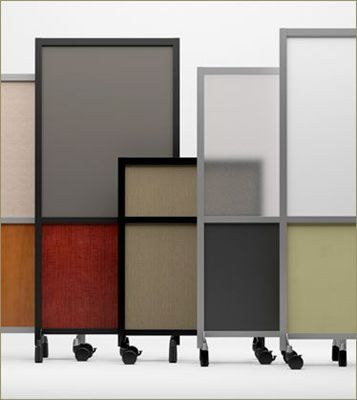 Picture for category Freestanding Panel Dividers