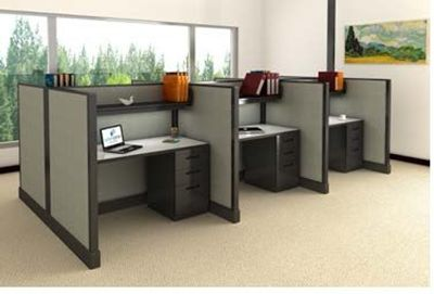 Picture for category Telemarketing Panel Cubicles