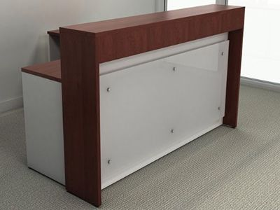 Picture for category Reception Desk Workstations