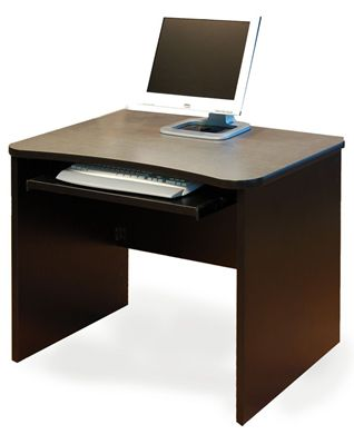 "Picture of 24"" x 36"" Computer Training Desk Workstation"
