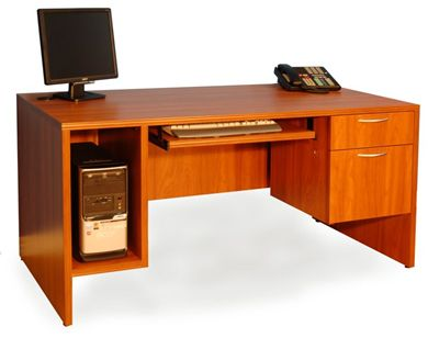 """Picture of 30"""" X 60"""" Computer Desk Workstation"""