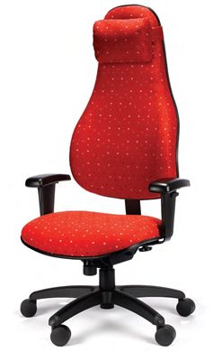 Picture for category Transitional High Back Chairs