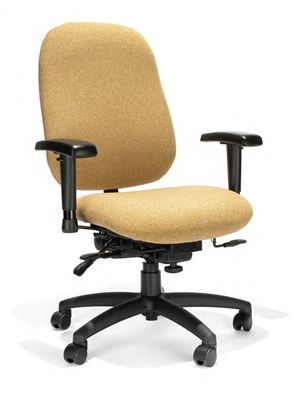 Picture for category Mid Back Managerial Chairs