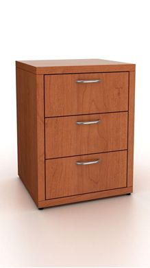Picture of 300 Series 3 Drawer Bedside Storage Cabinet