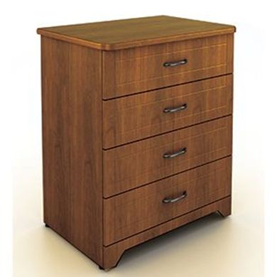 Picture of 400 Series 4 Drawer Healthcare Dresser Storage