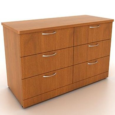 Picture of 200 + Series Healthcare 6 Drawer Dresser Storage Cabinet