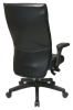 Picture of Contemporary Executive Leather Chair