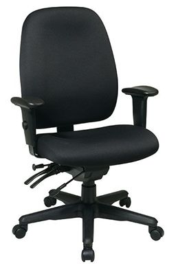Picture of Dual Function Ergonomic Chair with Seat Slider and Ratchet Back