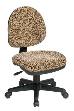 Picture of Contemporary Task Chair with Flex Back