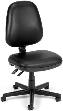 Picture of Straton Series Anti-Microbial/Anti-Bacterial Vinyl Task Chair