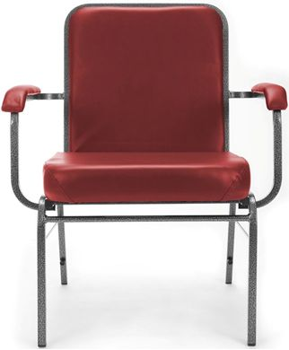 Picture of Big and Tall Comfort Class Series Anti-Microbial/Anti-Bacterial Vinyl Arm Chair