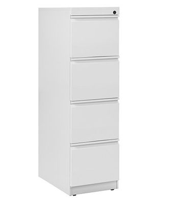 Picture of Trace Vertical 4 Drawer Filing Cabinet