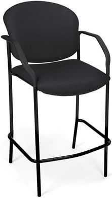 Picture of Manor Series Cafe Height Chair with Arms