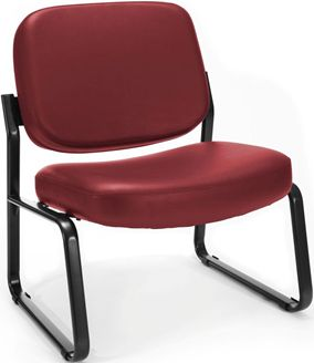 Picture of Big & Tall Anti-Microbial/Anti-Bacterial Guest/Reception Chair