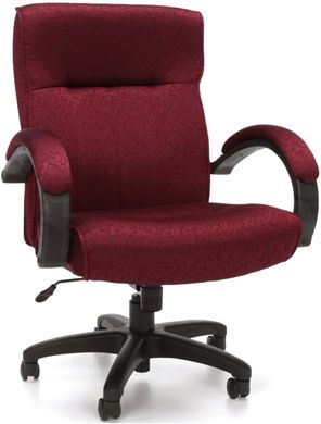 Picture of Stature Series Upholstered Executive Mid-Back Conference Chair