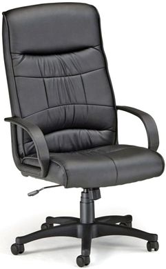 Picture of Encore Series Leatherette High-Back Chair