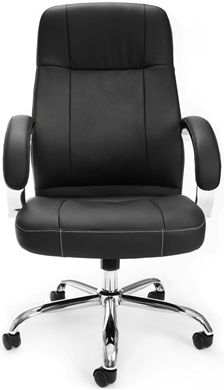 Picture of Stimulus Series Leatherette Executive High-Back Chair