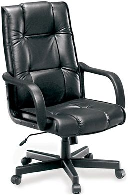 Picture of Leather Executive/Conference High-Back Chair