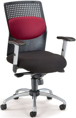 Picture of AirFlo Series Executive Task Chair with Silver Accents