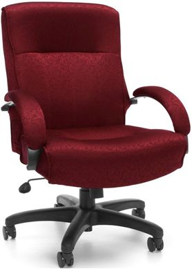 Picture of Big & Tall Executive Mid-Back Chair
