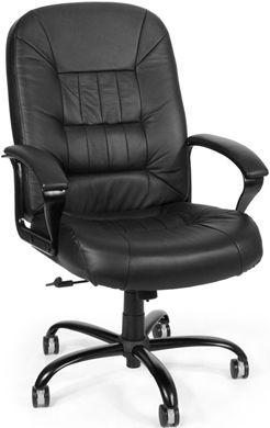 Picture of Big & Tall Leather Chair