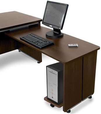 Picture of Venice Series Executive Desk Return for Model 55145