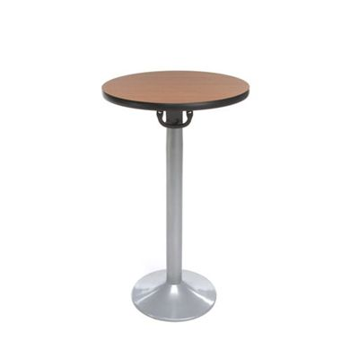 "Picture of 24"" Round Folding Cafe Table"