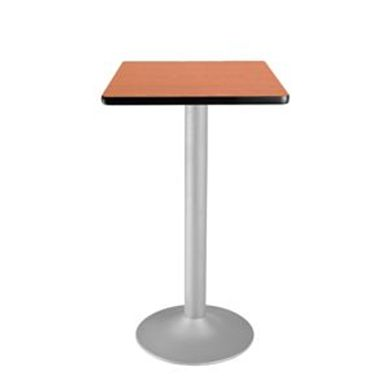 "Picture of 24"" Square Folding Cafe Table"