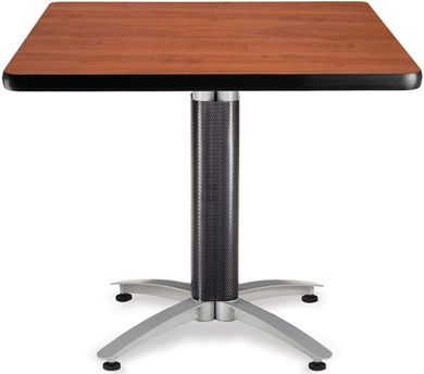 "Picture of 36"" Square Metal Mesh Base Multi-Purpose Table"