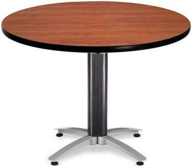 "Picture of 42"" Round Metal Mesh Base Multi-Purpose Table"