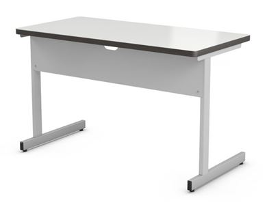 "Picture of Abco New Medley 24"" x 60"" Training Table"