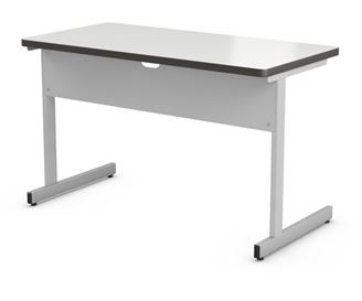 """Picture of Abco New Medley 20"""" x 72"""" Height Adjustable Training Table, ADA Compliant"""