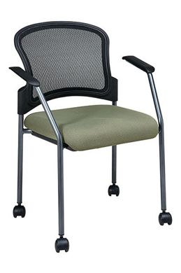 Picture of ProGrid® Back Visitors Chair with Casters