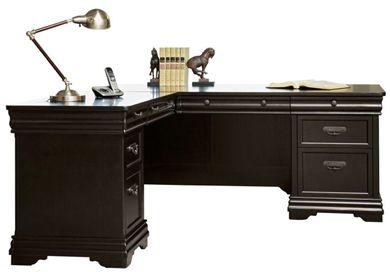 """Picture of 72"""" L Shape Veneer Office Desk Workstation, Left Handed"""