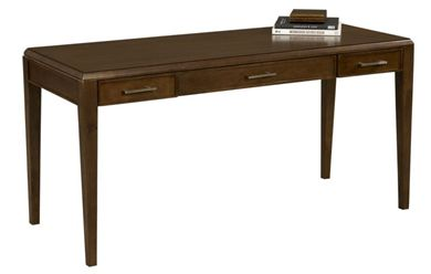 "Picture of 60""W Veneer Office Desk Table"