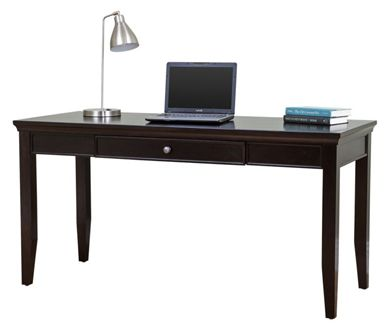 """Picture of Traditional 60"""" Writing Desk Table"""