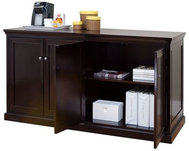 Picture of Traditional 4 Shelf Adjustable Shelf Buffet