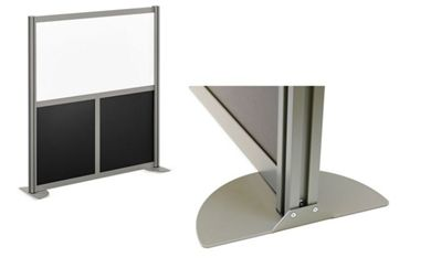 "Picture of 48""W Freestanding Room Divider Privacy Panel"