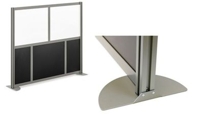 "Picture of 60""W Freestanding Room Divider Privacy Panel"