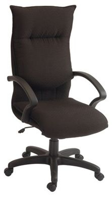 Picture of High Back Office Task Conference Chair with Loop Arms