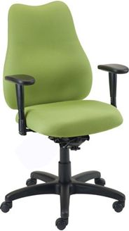 Picture of High Back Contour Back Office Task Swivel Chair