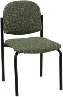 Picture of  Armless Stack Chair with Padded Seat