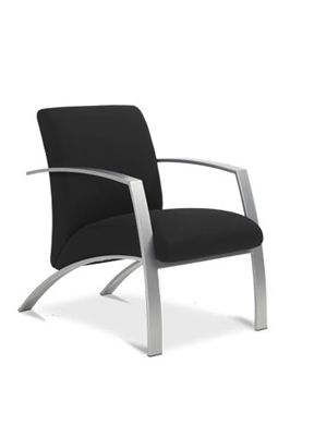 Picture of Contemporary and Stylish Reception Lounge Arm Chair