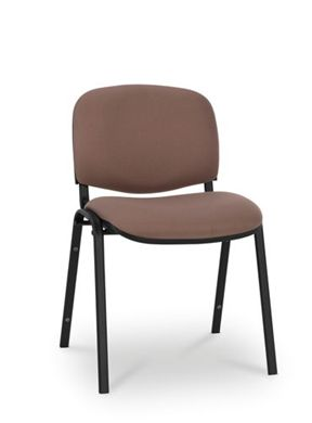 Picture of Contour Armless Stack Chair with Padded Seat and Back