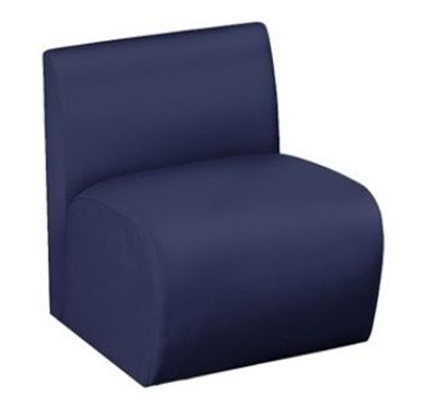 Picture of Modular Tandem Reception Lounge Armless Single Seat Chair
