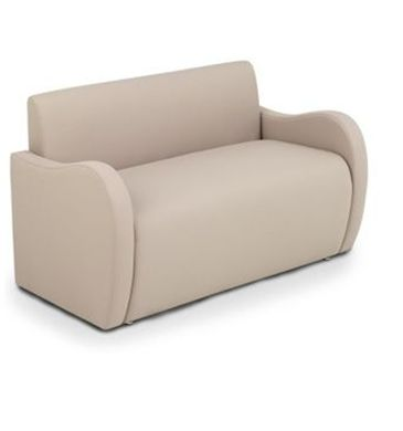 Picture of Modular Tandem Reception Lounge Loveseat Arm Chair