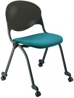 Picture of Armless Poly Nesting Stack Chair