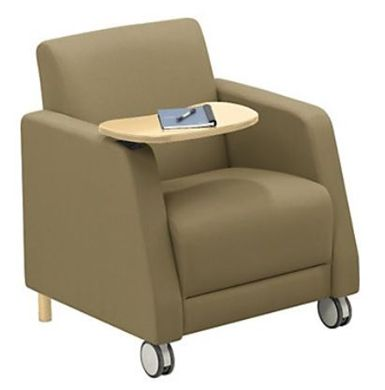 The Office Leader Tablet Arm Chairs