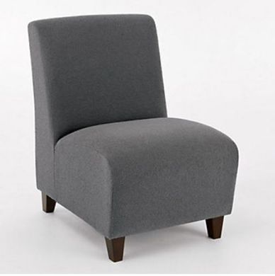 Picture of Heavy Duty Reception Lounge Armless Club Chair, 400 LBS.