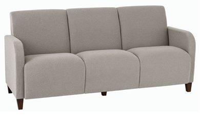 Picture of Heavy Duty Reception Lounge 3 Seat Tandem Sofa